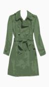 Sonia by Sonia Rykiel A line coat
