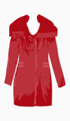 Julien Macdonald Fitted Coat