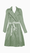 Lanvin A line coat