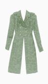 Tibi A line coat