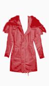 Antik Batik Hooded coat