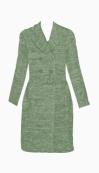 Sonia by Sonia Rykiel Belted coat