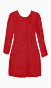 Moschino Cheap and Chic A line coat