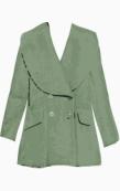 Vivienne Westwood Anglomania A line coat