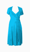 Anna Scholz Empire Dress