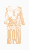 Anna Scholz Drop Waist Dress