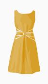 Phase 8 A Line Dress