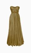 Marchesa A Line Dress