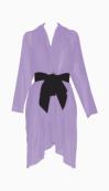 Donna Karan Belted Dress
