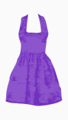 Oscar de la Renta A Line Dress