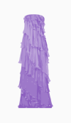 Halston A Line Dress