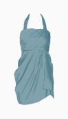 Alice + Olivia Halter Dress