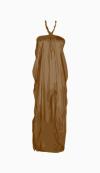 Temperley London Halter Dress