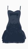 D&G A Line Dress