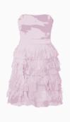 Coast Strapless Dress