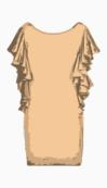 McQ Shift Dress