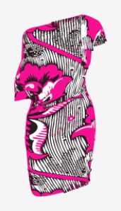 Hot-pink Vivienne Westwood Fitted Dress