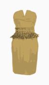 Saint Laurent Bodycon