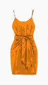 Derek Lam Belted Dress