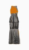 Marios Schwab A Line Dress