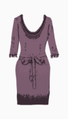 Milly Belted Dress
