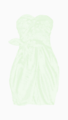 Marc by Marc Jacobs Strapless Dress