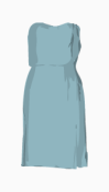 Bottega Veneta A Line Dress