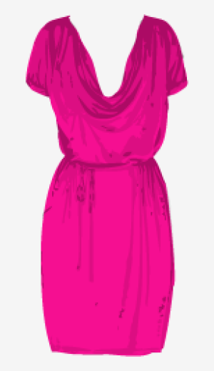 Hot-pink Vanessa Bruno Fitted Dress