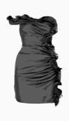 Catherine Malandrino Fitted Dress