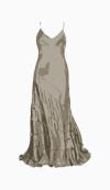 Roberto Cavalli A Line Dress