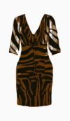 Alice by Temperley Fitted Dress
