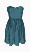 Rebecca Taylor A Line Dress