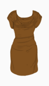 Vivienne Westwood Anglomania Waist Dress