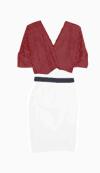 Lela Rose Shirt Dress