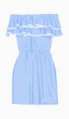 T-Bags Mini Dress