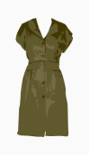 DKNY A Line Dress