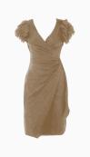 Diane Von Furstenberg Waist Dress