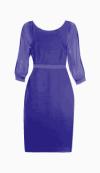 Philosophy di Alberta Ferretti Fitted Dress