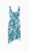 Diane Von Furstenberg Asymmetric Dress