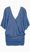 Donna Karan Drop Waist Dress