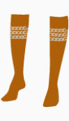 House of Holland for Pretty Polly Knee-high socks
