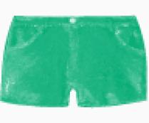 IRO Hot pants jeans