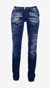 Dark-navy Current Elliott Skinny Jeans