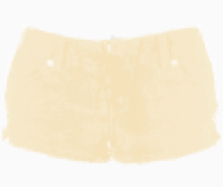 Kate Moss Hot pants jeans