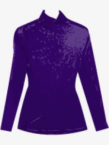 Royal-purple Giambattista Valli Sweater