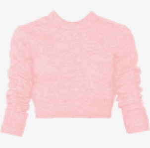 Blush-pink Carven Sweater