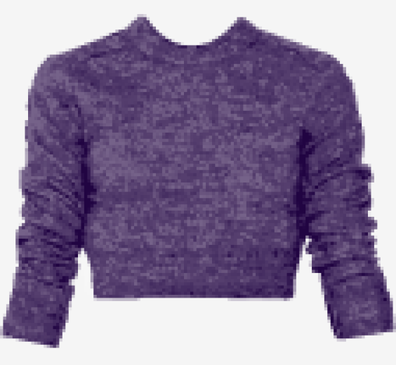 Dark-purple Carven Sweater
