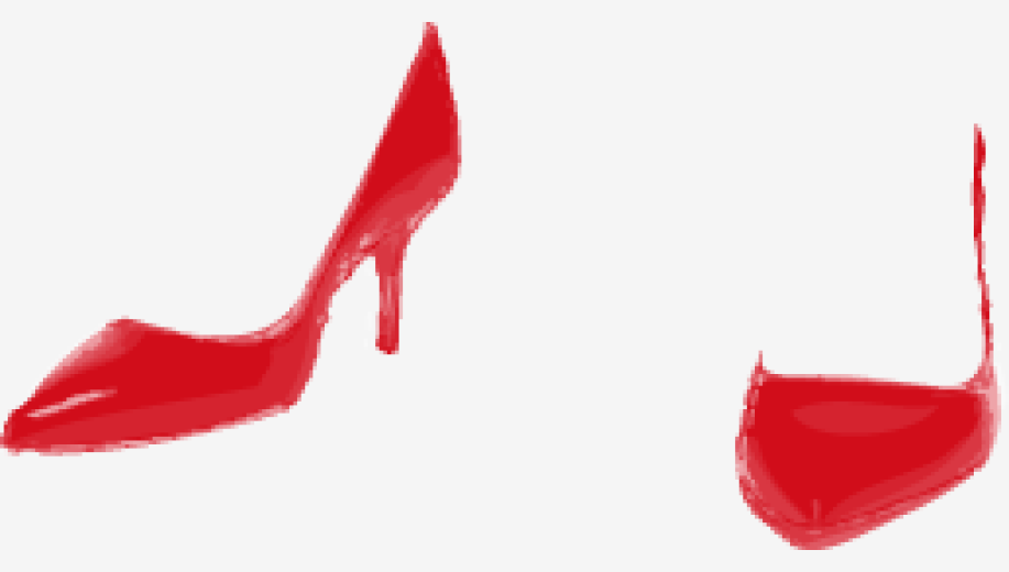 Scarlet Valentino Pointed Shoes