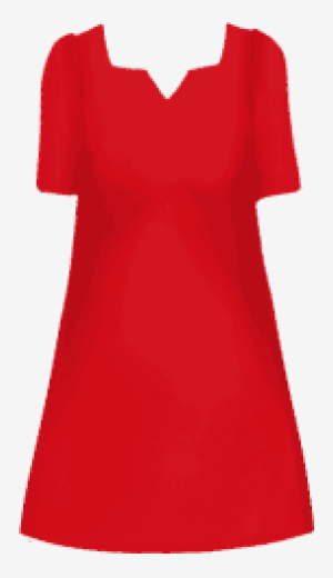 Scarlet Michaela Jedinak A Line Dress