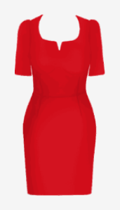 Scarlet Michaela Jedinak Bodycon
